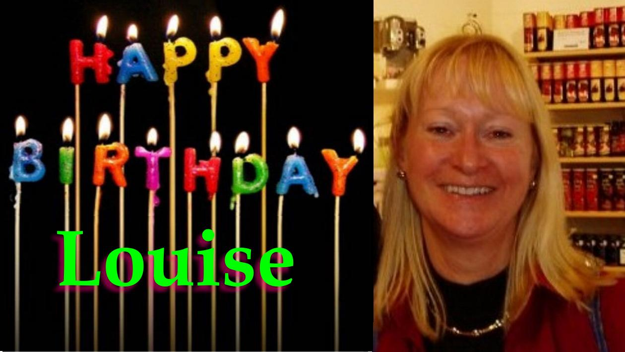 happy birthday louise the breed