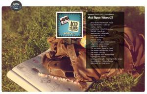 Acid Tapes Volume 23