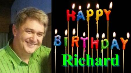 Happy Birthday Richard